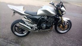 Mint condition Kawasaki Z1000 . Only 10,000 miles