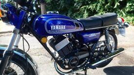 Stunning Yamaha 350b,