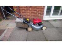 Handa izzy lawn mower