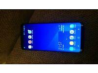 Samsung galaxy s8 black excellent condition