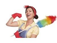 Fully trained, friendly and reliable cleaner available £8 per hour