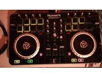 Numark Mixtrack Pro 2 II DJ Controller with carry case, headphones and leads. GREAT CONDITION