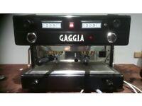 Gaggia D90 coffee espresso machine