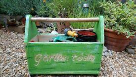 Garden Trug Handmade