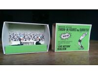 Vintage Subbuteo Throw In Figures