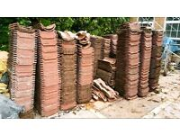 "Job Lot of Marley Eternit ""Wessex"" roof tiles approx 1000"