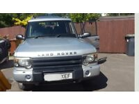 Landrover 2 leather7seater 2.5diesel manual