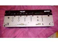 Gemini DJ mixer stereo