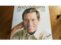 4 Andy Williams LPs
