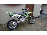 Kx85 2006