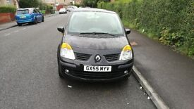 2005 Renault MODUS 1.4 16V ****NEW M.O.T.****DYNAMIQUE ***LOW MILAGE*** SOUTHAMPTON