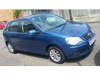 Great condition Volkswagen Polo 1.2 S 5dr, runs perfect very clean