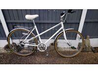 Lovely retro Raleigh ladies bike