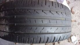 Used ford fiesta spare wheel