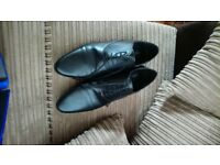 New Men's Shoes Size 11 Black and Brown