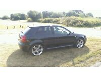 Audi S3 New engine and brand new turbo fitted!!