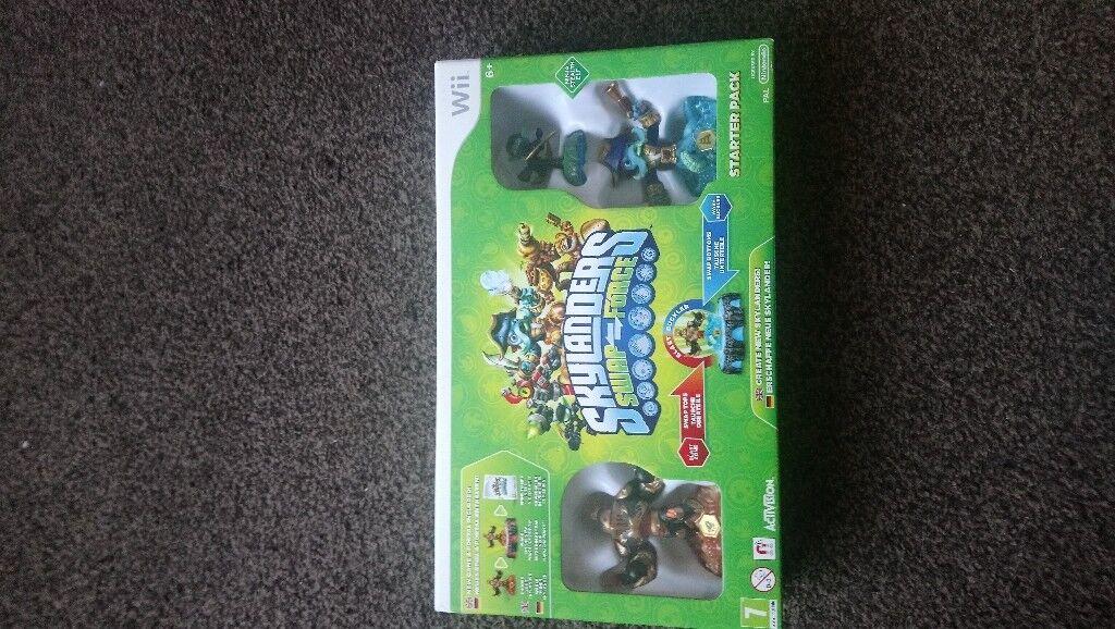 Skylanders New in box