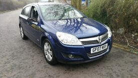 2007 Vauxhall Astra Design 1.8 Petrol Automatic