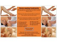 Hot wax waxing East Sussex West Brighton Hove Portslade Hangleton Southwick Shoreham