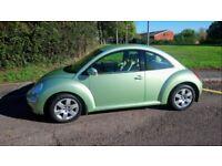 Vw Beetle Lunar 1 6 Petrol Metallic Green 2007 54 500 Miles Only Excellent Car 2 495
