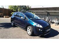 Peugeot 3008 1.6 VTi Exclusive 5dr