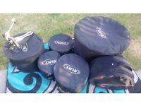 Drum kit Mapex mars Bonewood 6 piece drumkit