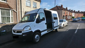 2006 Vauxhall Movano Campervan - Full Conversion - Reduced