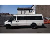 Beautiful Ford Transit Converted Campervan, 4 seats, sleeps 4+