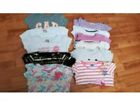 4-5 year old girls clothes bundle 38 pieces