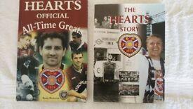 2 Hearts Football Book's