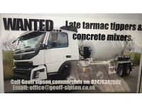 **wanted** used trucks!