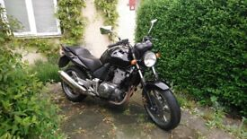 Honda CBF 500abs, very good condition with full year MOT