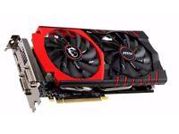 GPU msi gtx 970 4g