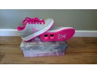 Wheeled trainers size 2