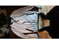Mens large zara jackets and hooded tops
