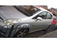 2005 Toyota Corolla Verso VVTI