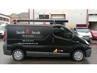 Jacob & Jacob.... Gas Engineer. Plumbing. Heating. Electrical. Boiler installation. Servicing.
