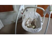 Baby swing Mothercare Loved so Much