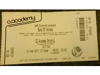 Ticket for Band of Horses at O2 Academy Bristol - 21/02/2017