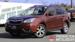 2015 Subaru Forester 2.5I TOURING! AWD! HEATED SEATS! PANO ROOF!