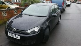 Volkswagen Golf 1.6 TDI BlueMotion Tech Match CC Ltd Edn DSG 5dr