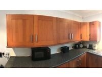 Kitchen cabinets (used)
