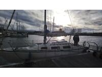 Boat: Jaguar 25 Sailing Yacht