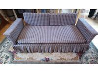 Vintage bed settee / sofa bed