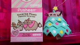 Christmas Tree Pusheen