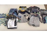 Baby Boy bundle clothes (0 to 1 year old)