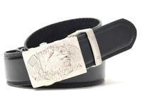 Adjustable Leather Belt LL14