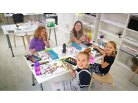 Art classes for ages 6-16 - Autumn term now open for bookings!