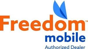 Biggest Freedom Mobile dealer, Laptop Repair, Phone unlocking, Phone repair, spy camera all at Sandhu computers location