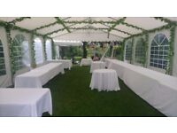 Marquee 10m x 7m